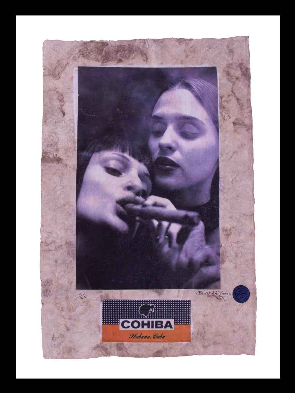 Couples Cigar by  Fairchild Paris - Masterpiece Online
