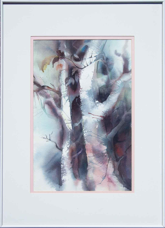 Jane Rider - Winter's...  by  Resale Gallery