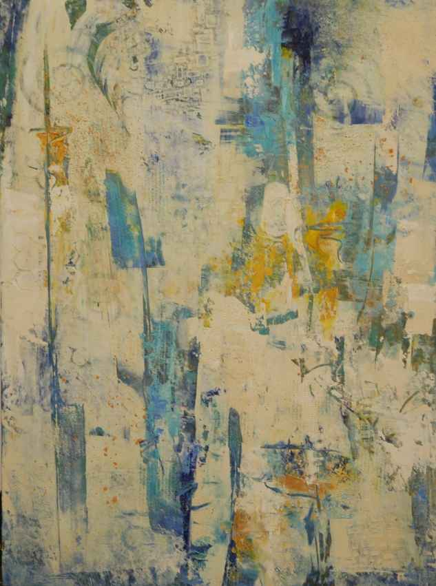 Mostly at Peace #2 by  Liz Hosier - Masterpiece Online