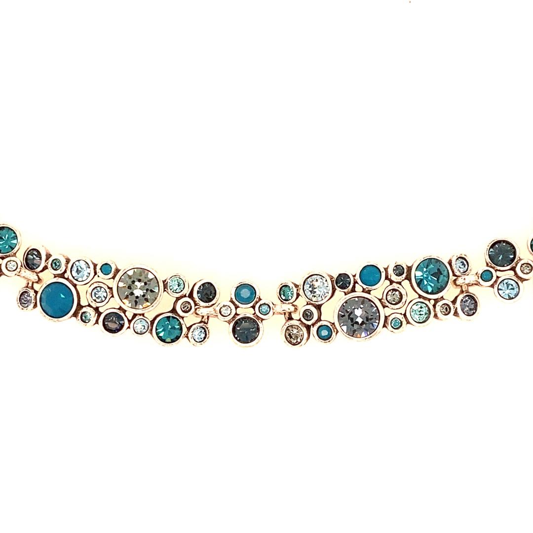 Vivacious Bracelet in Silver, Bermuda