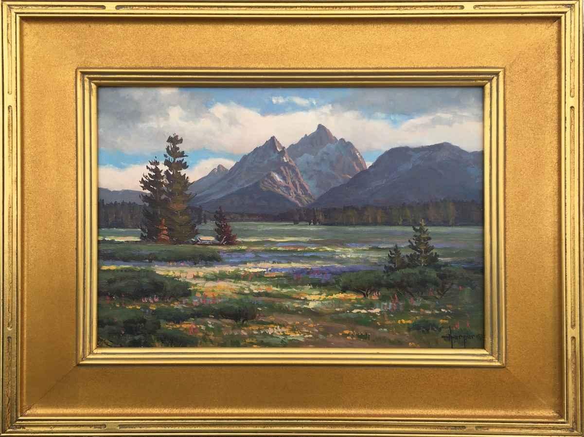 Mountain Showcase by  Robert Harper - Masterpiece Online