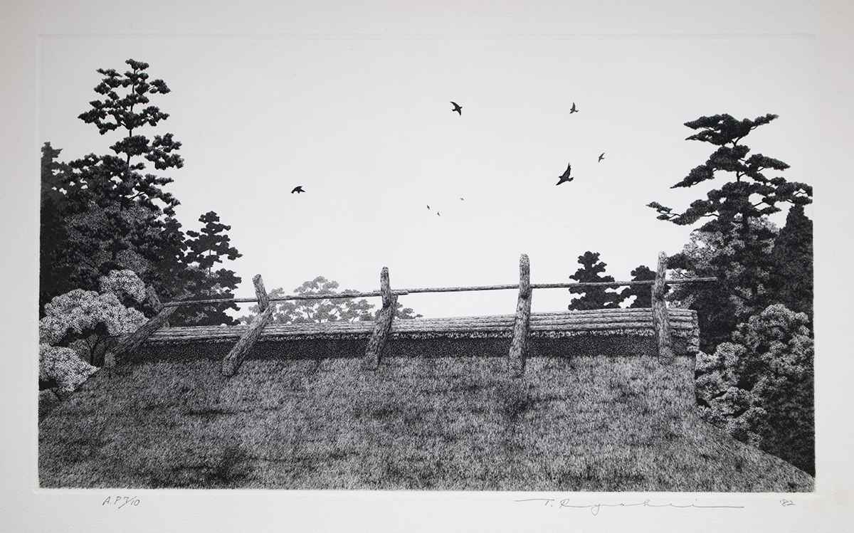 Soaring Birds by  Ryohei Tanaka - Masterpiece Online