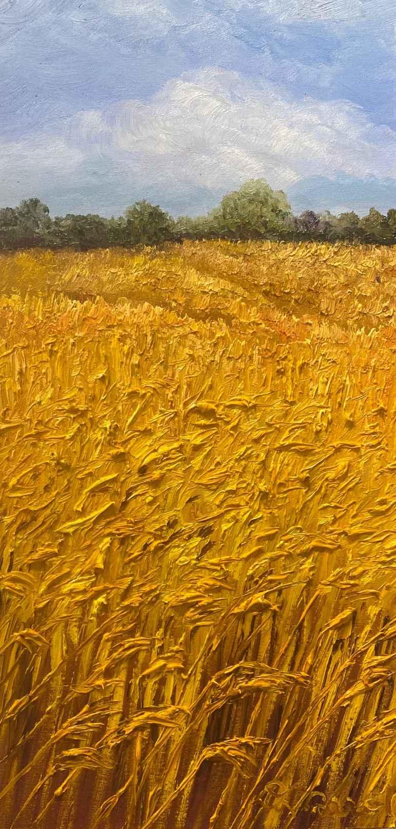 Summer Breeze 2 by Ms Debra Lynn Carroll - Masterpiece Online