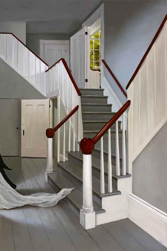 Threshold by  Heather Neill - Masterpiece Online