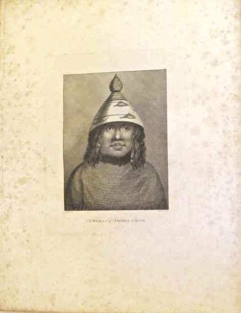 A Woman of Nootka Sou... by  John Webber (1752-1793) - Masterpiece Online