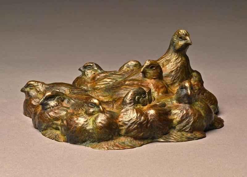 Quail Pie by  Stefan Savides - Masterpiece Online