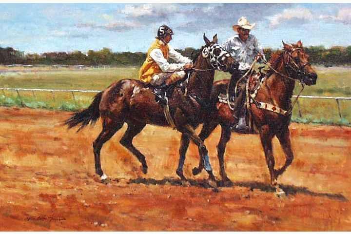 Load'n Up by  John Austin Hanna - Masterpiece Online