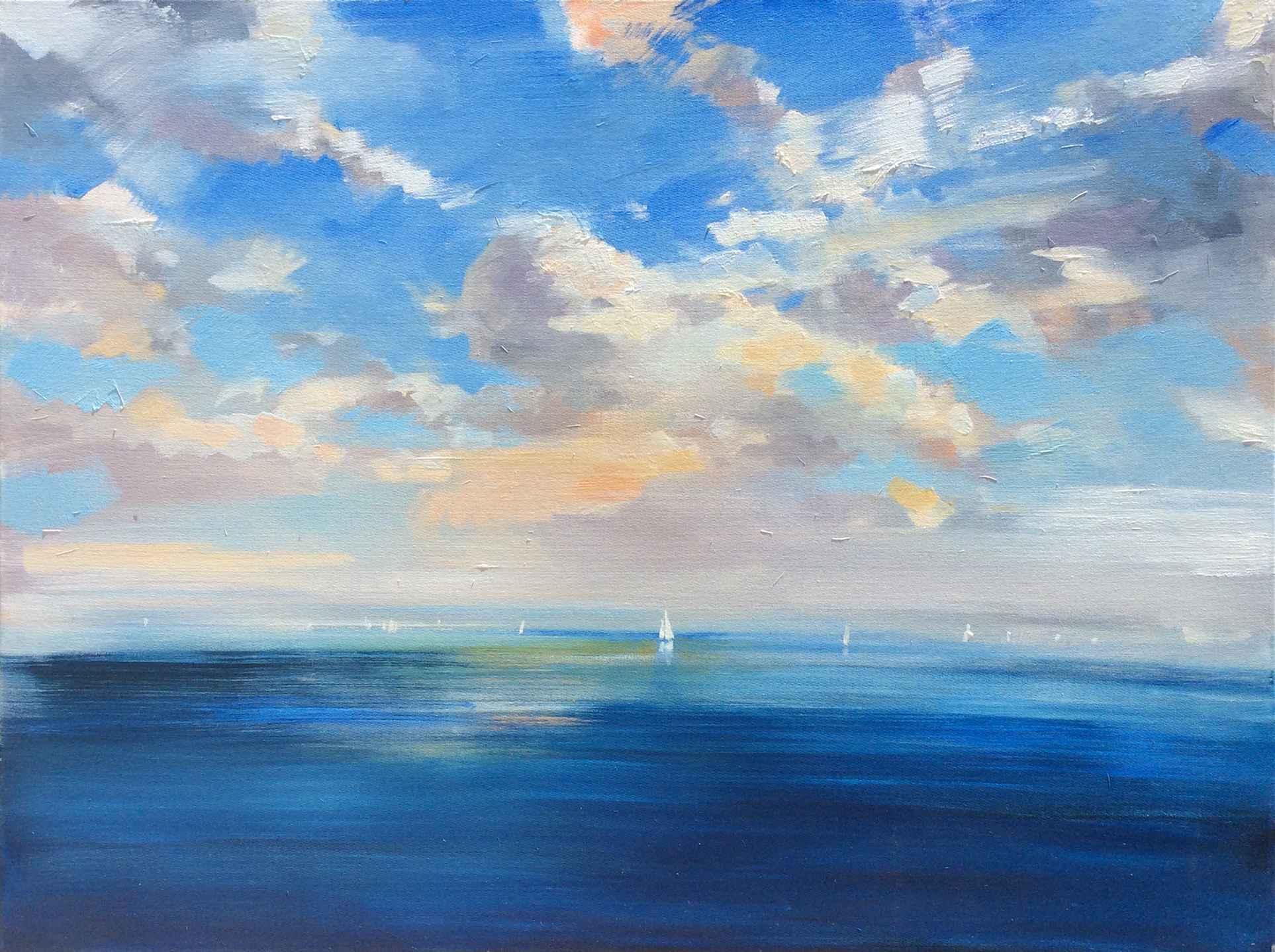 Sea Breeze by  Craig Mooney - Masterpiece Online