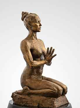 Intention (Maquette) ... by  Paige  Bradley - Masterpiece Online