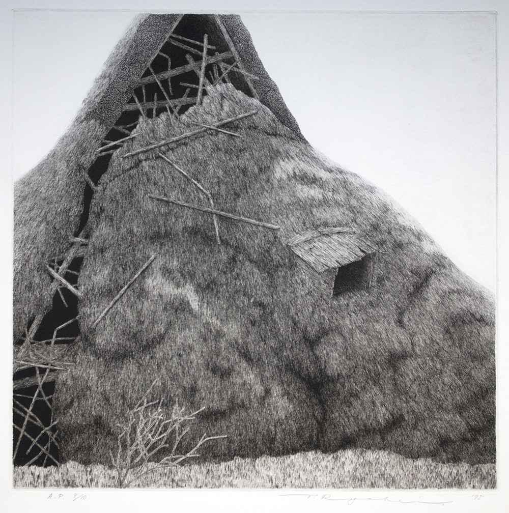 Ruined Farmhouse No. 4 by  Ryohei Tanaka - Masterpiece Online