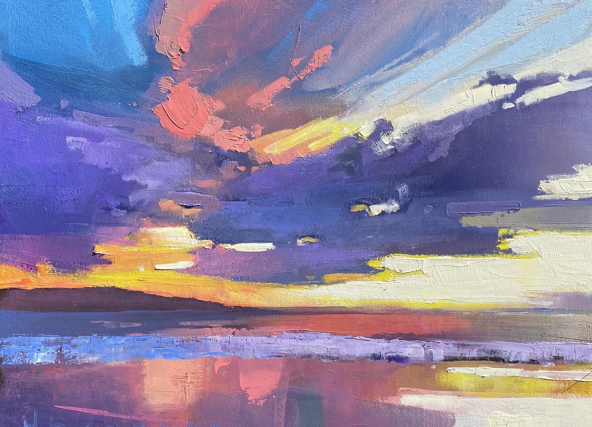 Cloud Movement by Mr. Matt Sievers - Masterpiece Online