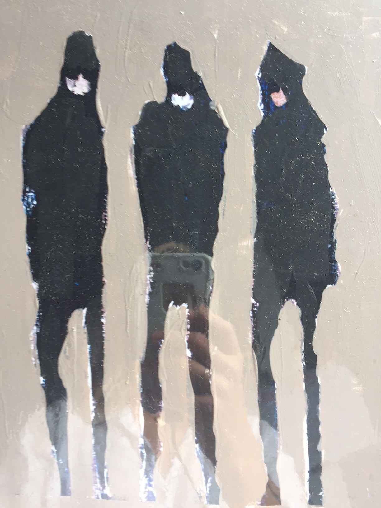 Three Beatles (matted) by  Edward Schulman - Masterpiece Online