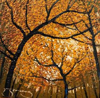 Tree Sketch by  Mark Berens - Masterpiece Online