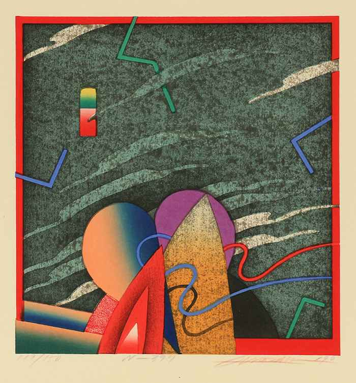 *Work No.397 (Descend... by  Akira Kurosaki - Masterpiece Online