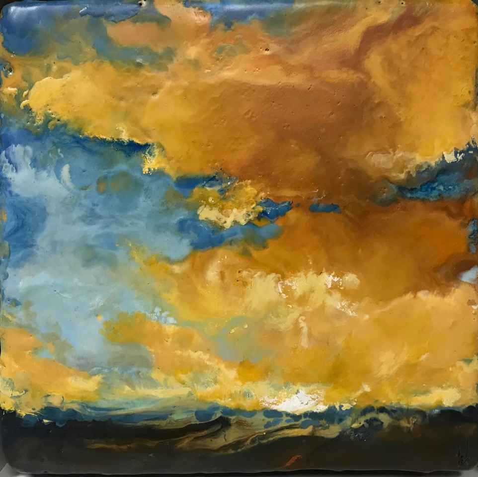 Little Sky #13 by  Kathy Bradshaw - Masterpiece Online