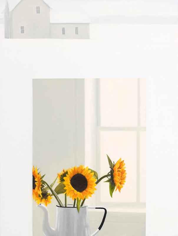 Jen's Sunflowers