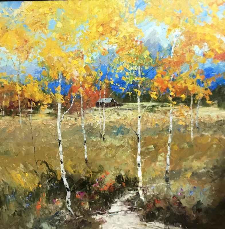 Our Autumn Escape  by  Troy Collins