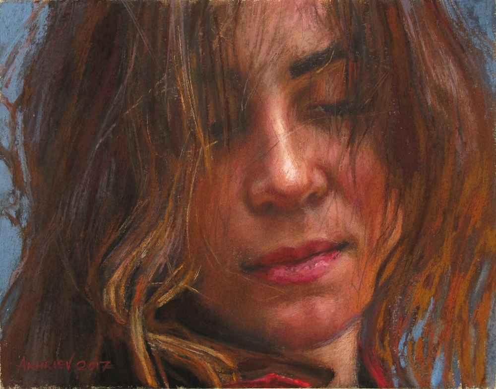 Contemplation by  Daud Akhriev - Masterpiece Online