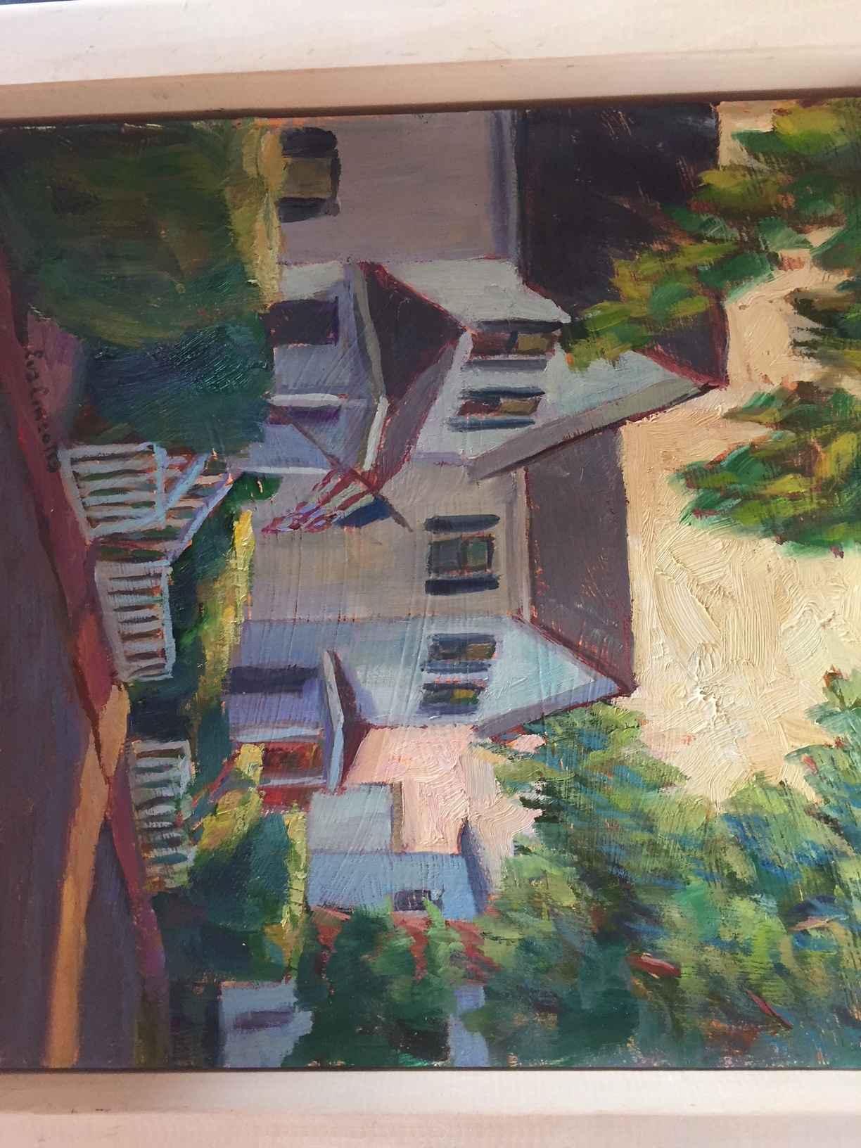 Morse Street by  Eva Cincotta - Masterpiece Online