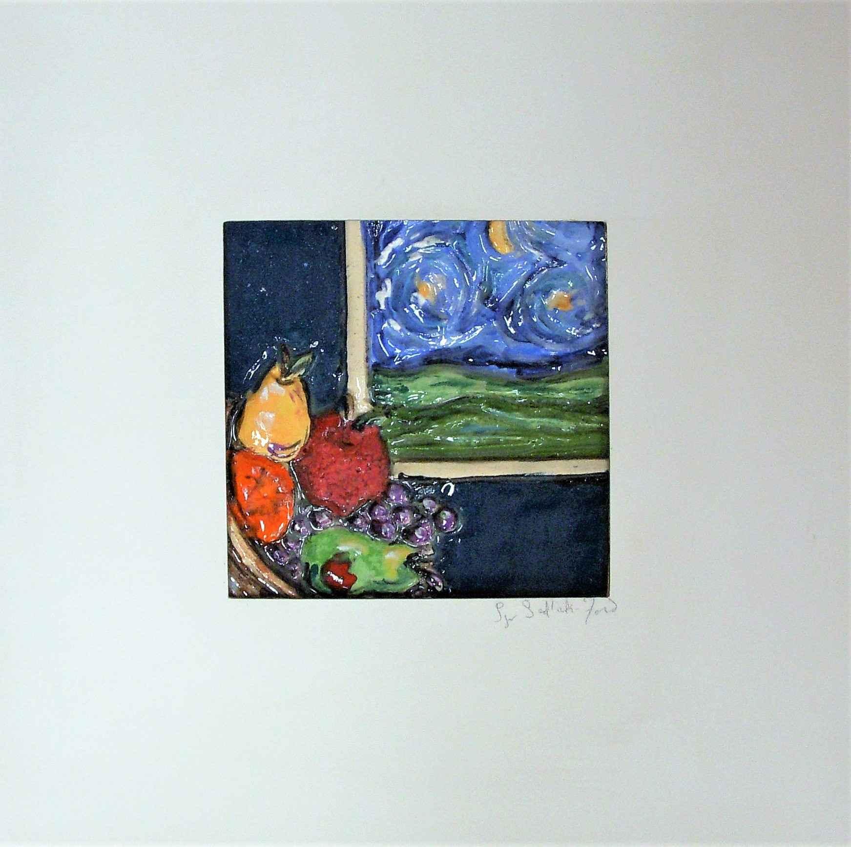 Unknown ( fruit/windo... by  Lynn Sedlak-Ford - Masterpiece Online