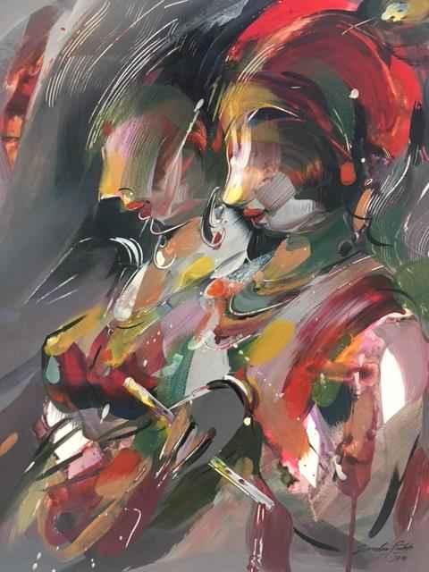 Sisters by  Bijendra Pratap - Masterpiece Online