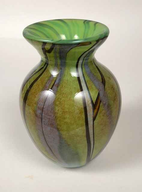 Vase with Branches by  Audrey Handler - Masterpiece Online