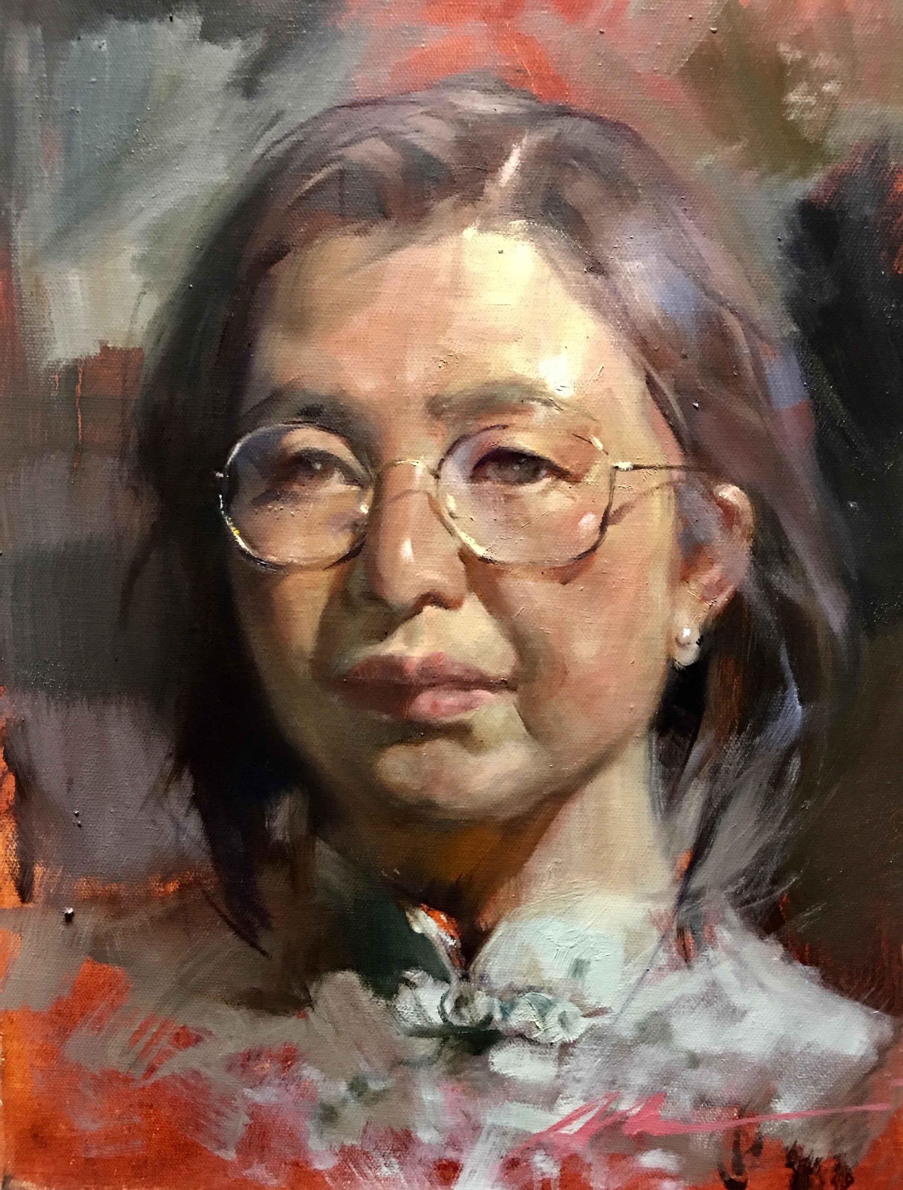 Tina by  Jian Wu - Masterpiece Online