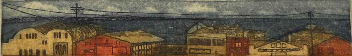 Old Cannary Row by  Susan Baehmann - Masterpiece Online