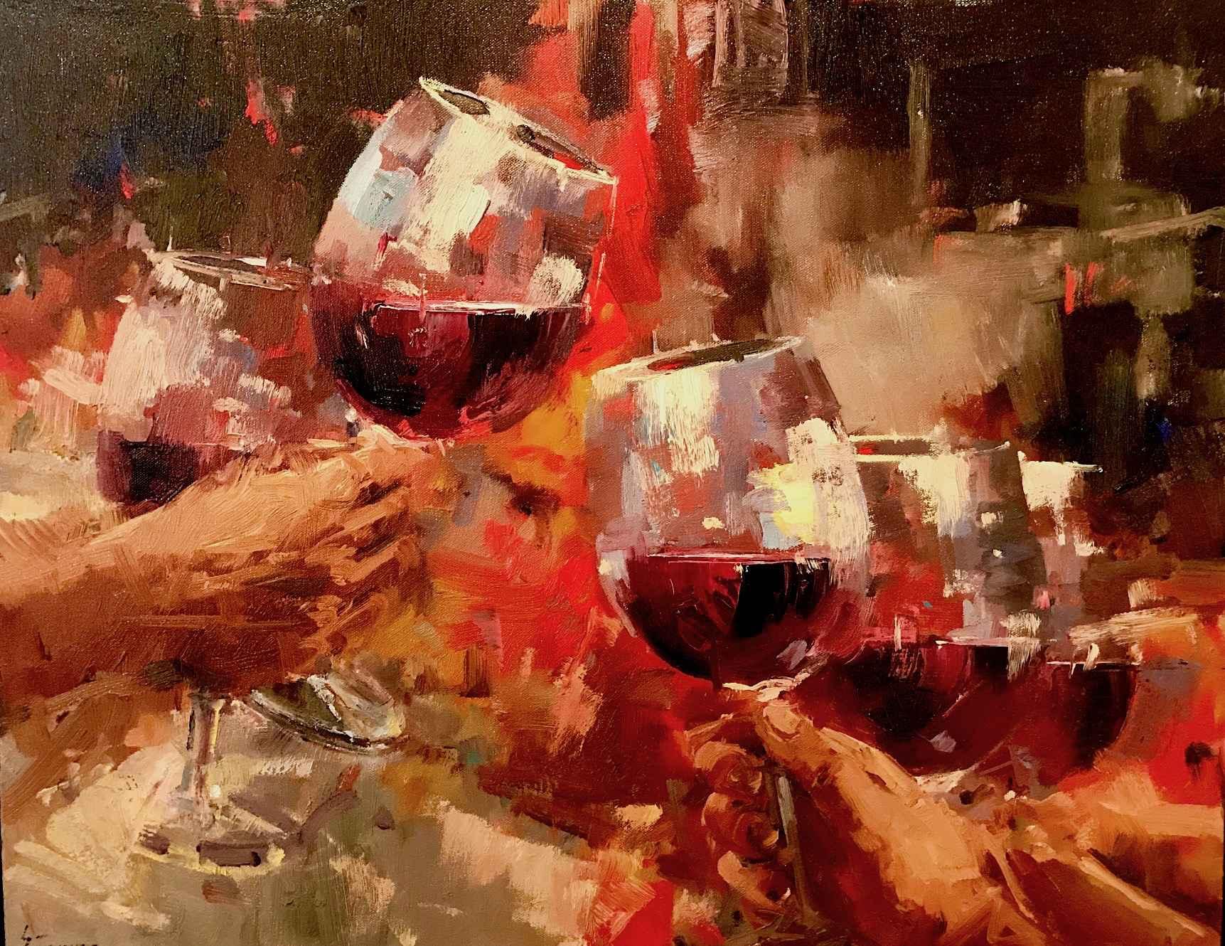 A Celebration by Mr. Wayne McKenzie - Masterpiece Online