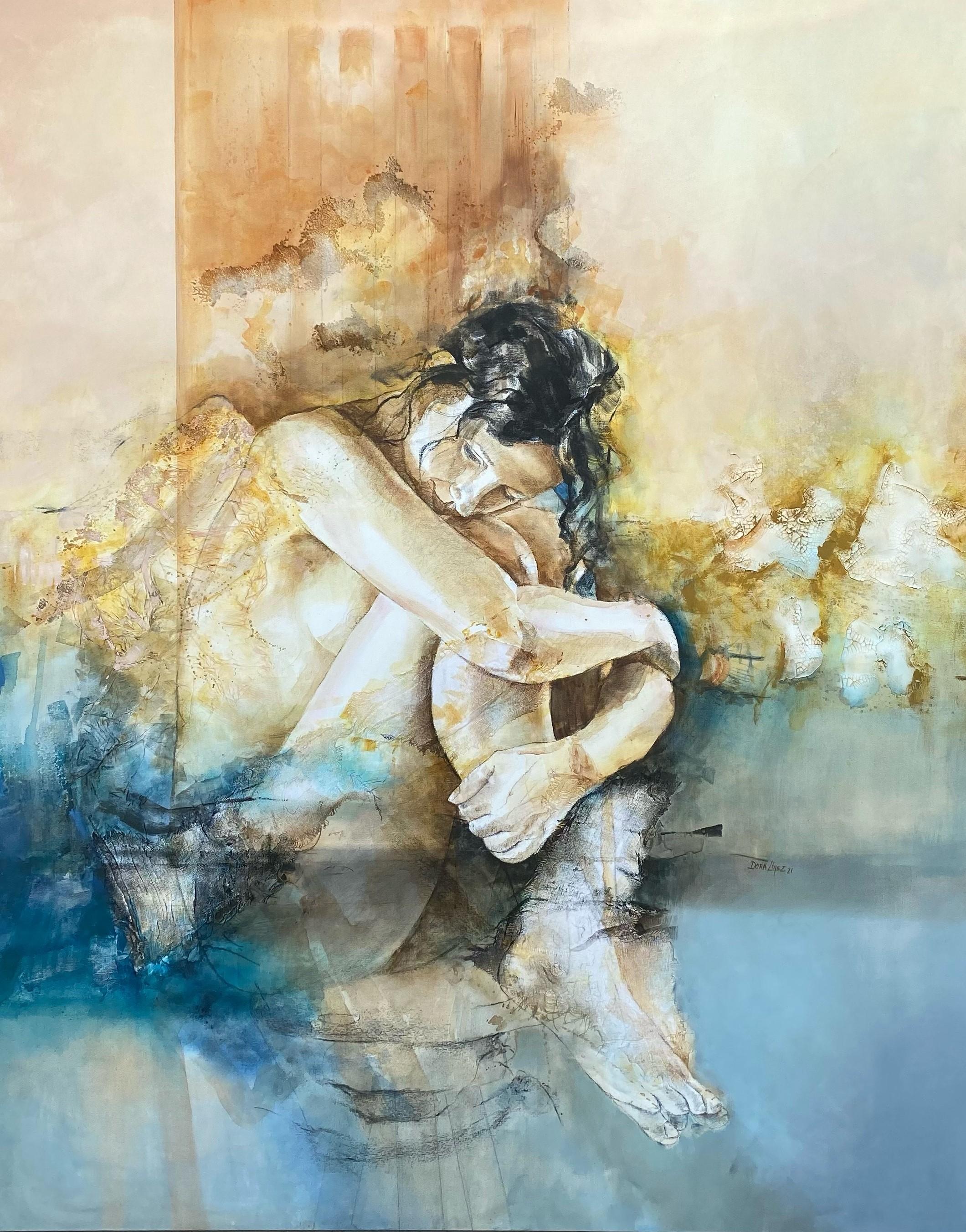 Serenity by  Dora Lopez - Masterpiece Online