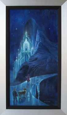 Palace of Ice And Snow by  Michael Humphries - Masterpiece Online