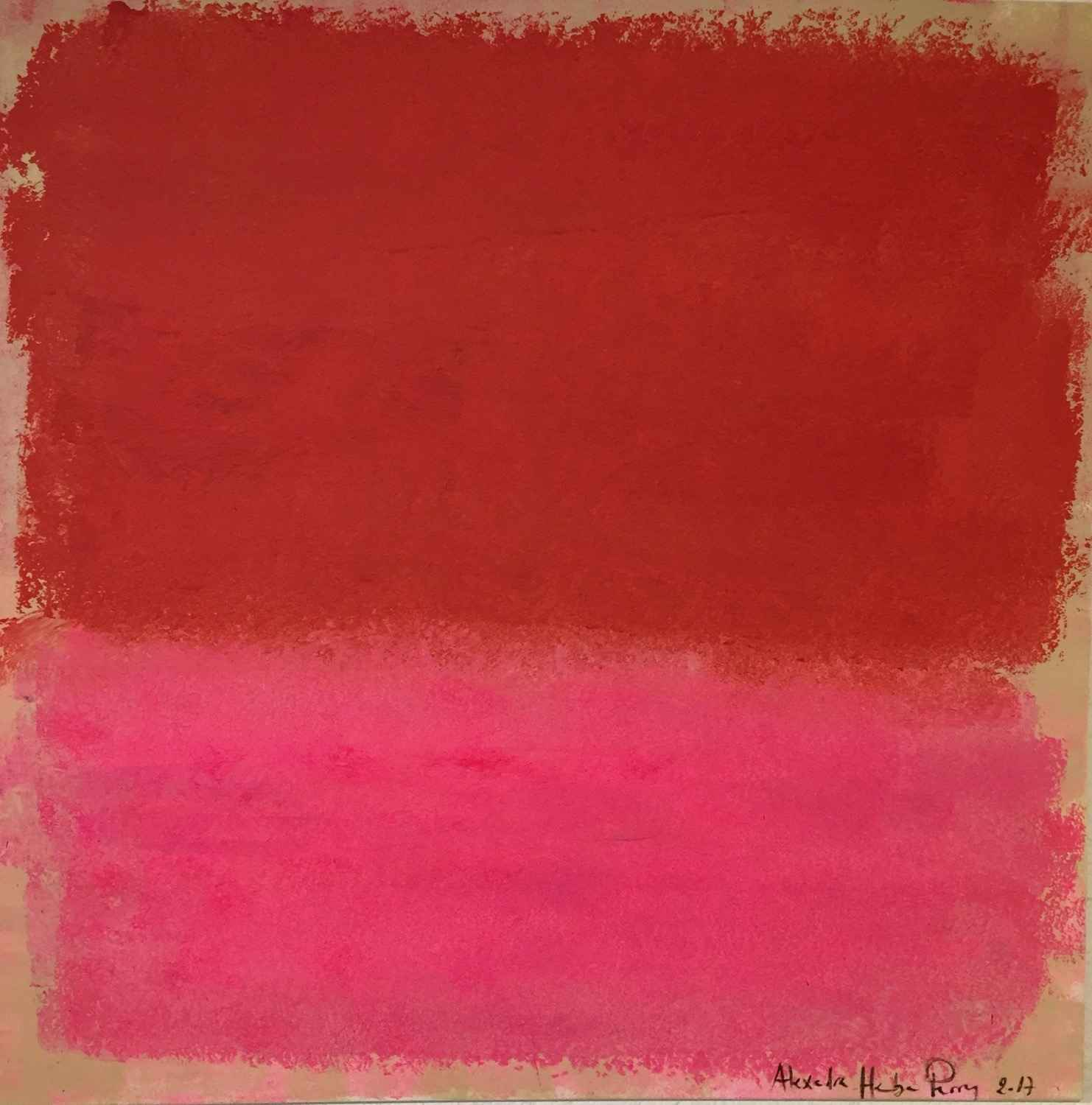 Fiery Pink 3 by  Alexandra HEUMBER PERRY - Masterpiece Online