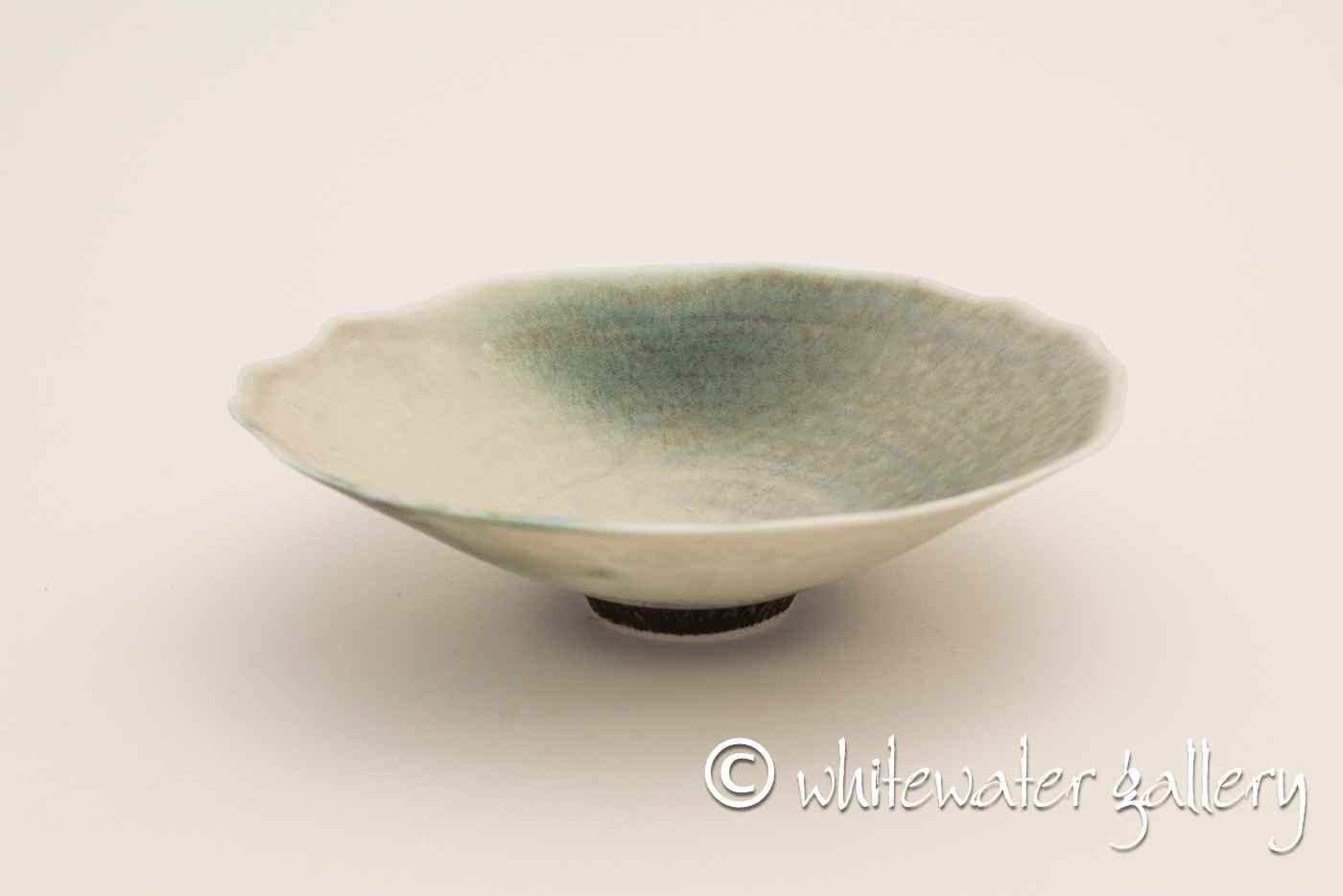 Dish with Chattered B... by  Hugh West - Masterpiece Online