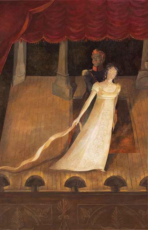 Temptation of Natasha  by  Igor Karash