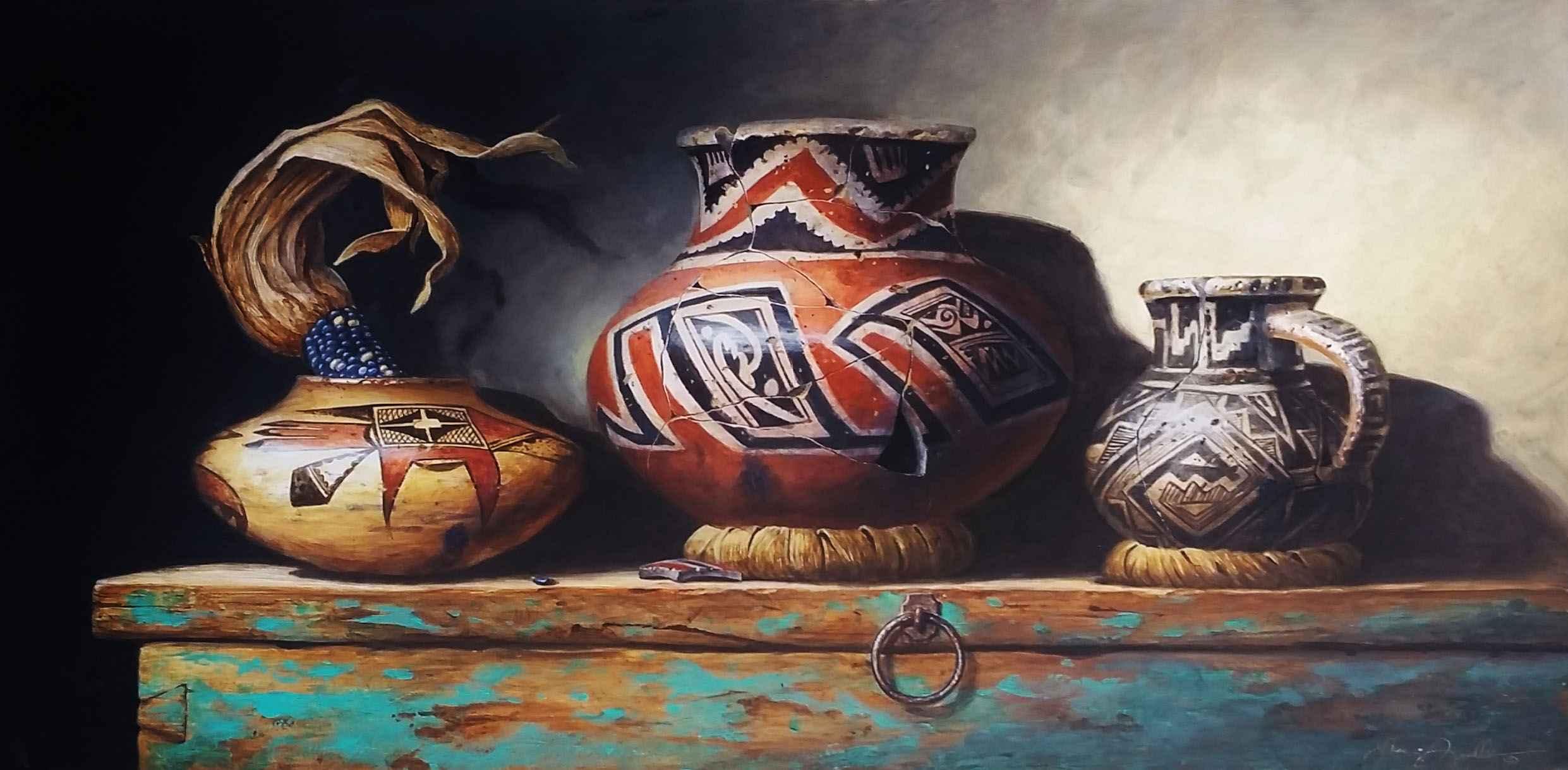 Ancient Arizona by  Lisa Danielle - Masterpiece Online