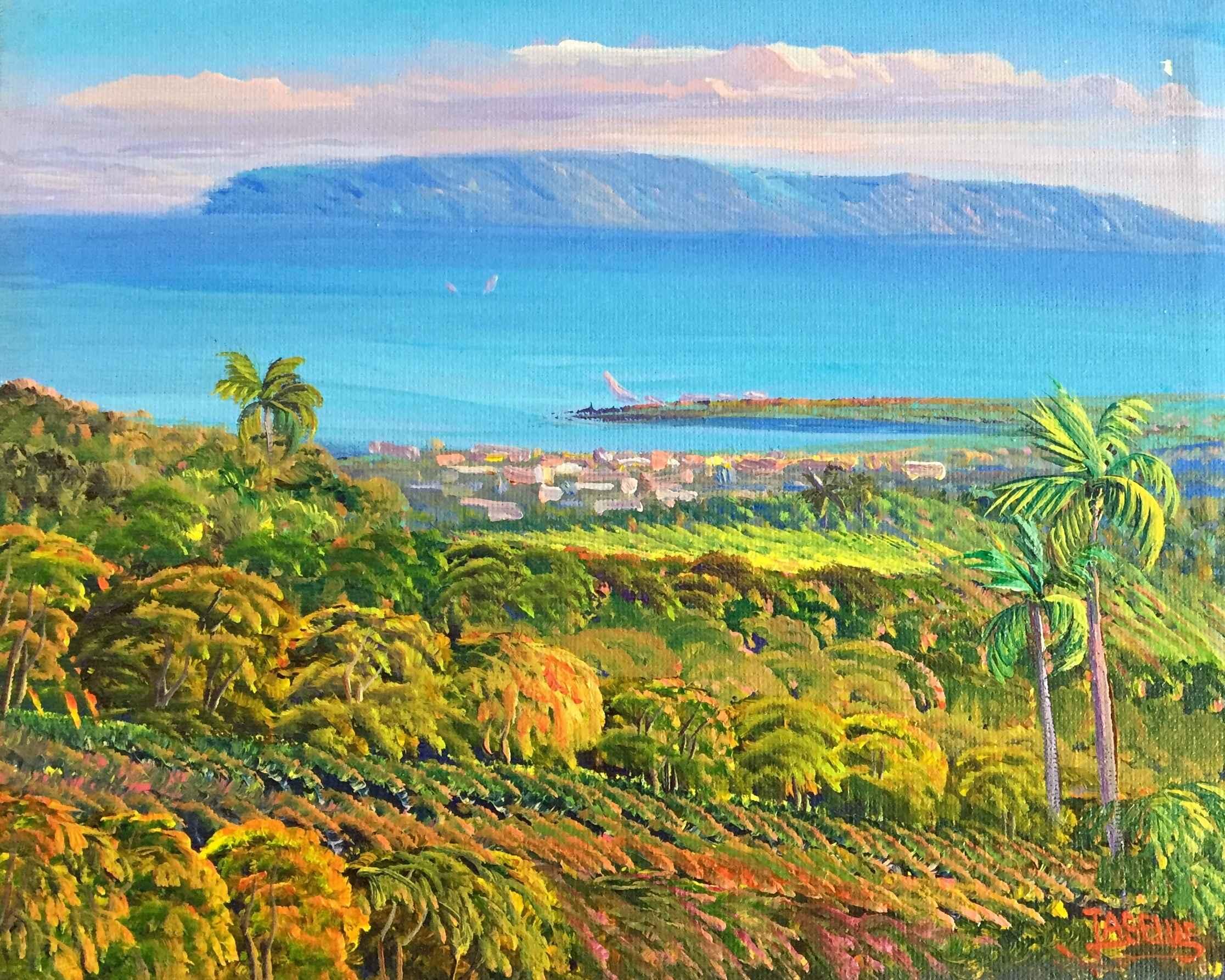 THE SEA by  Jean Adrien SEIDE - Masterpiece Online
