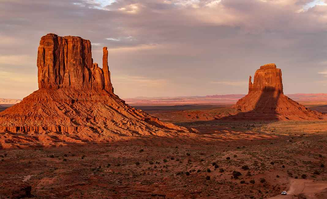 Monument Valley  by  James Ayala