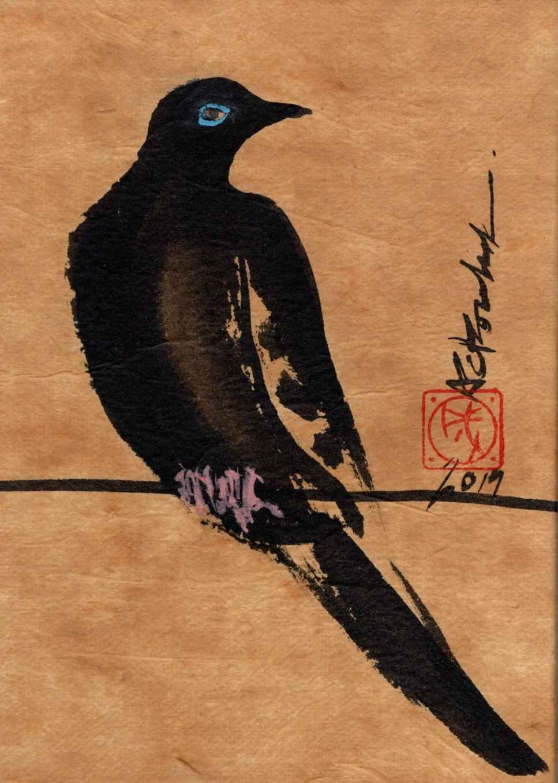 Morning Dove by  Ann Kozeliski - Masterpiece Online