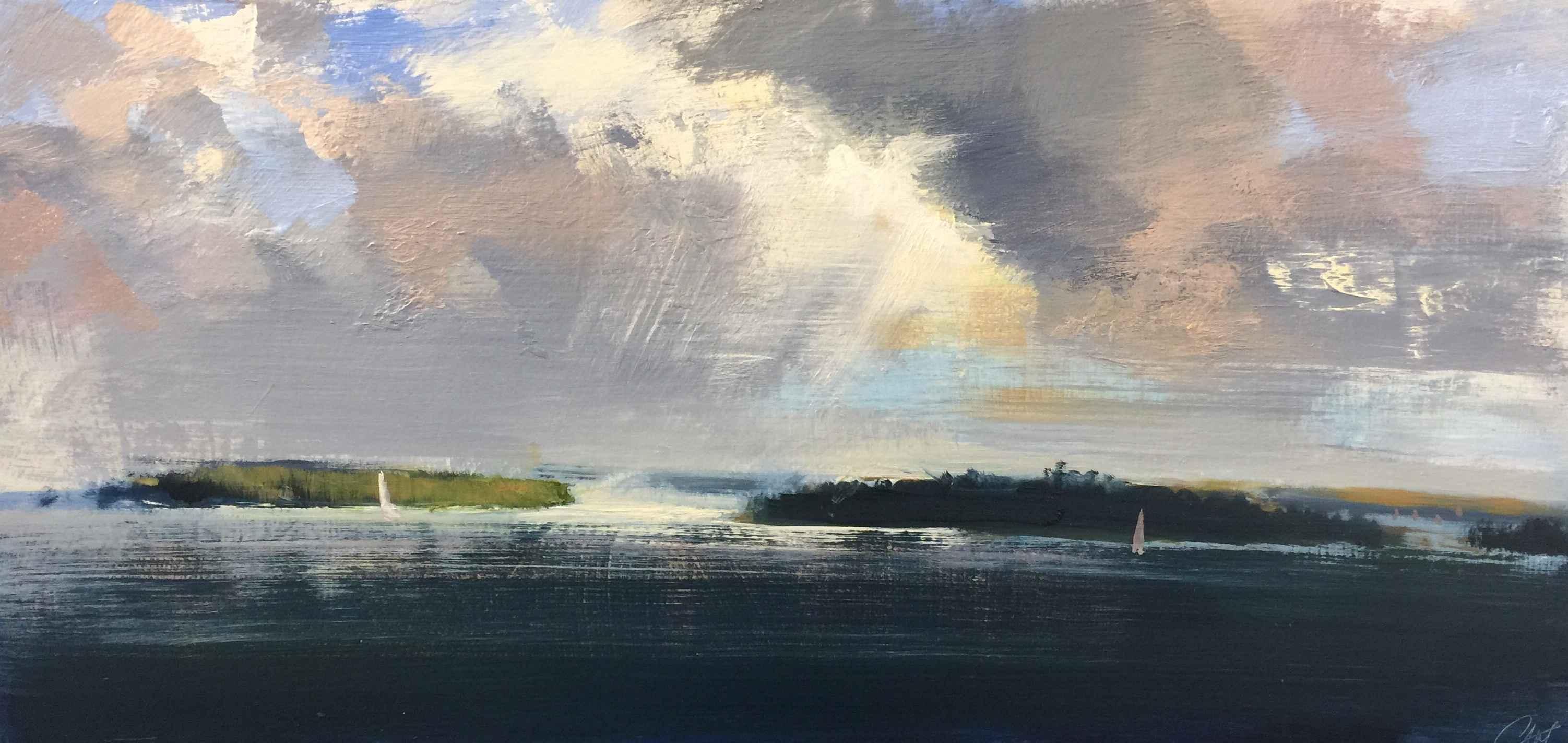 Tempestuous Sky by  Craig Mooney - Masterpiece Online