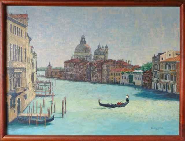 Viva la Venezia (Long... by  Edwin B. Kayton - Masterpiece Online