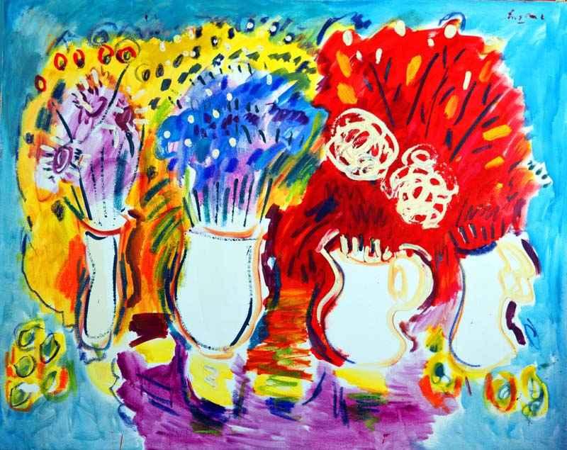 Spring Jubilee by  Wayne Ensrud - Masterpiece Online