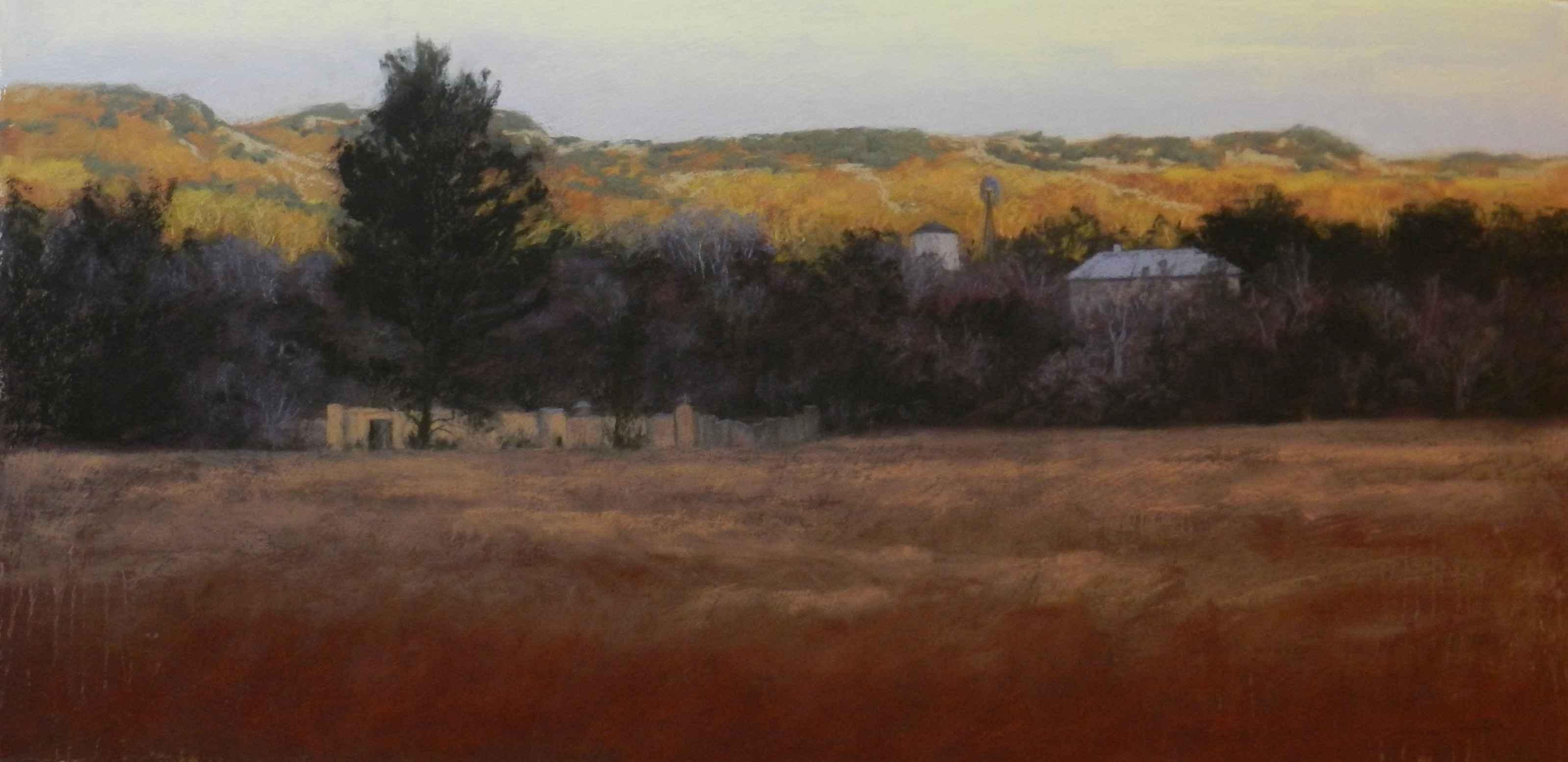 Hillside Gold by Mrs. Jeri Salter - Masterpiece Online