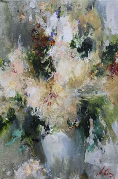 Bouquet by  Nikolai  Blokhin  - Masterpiece Online