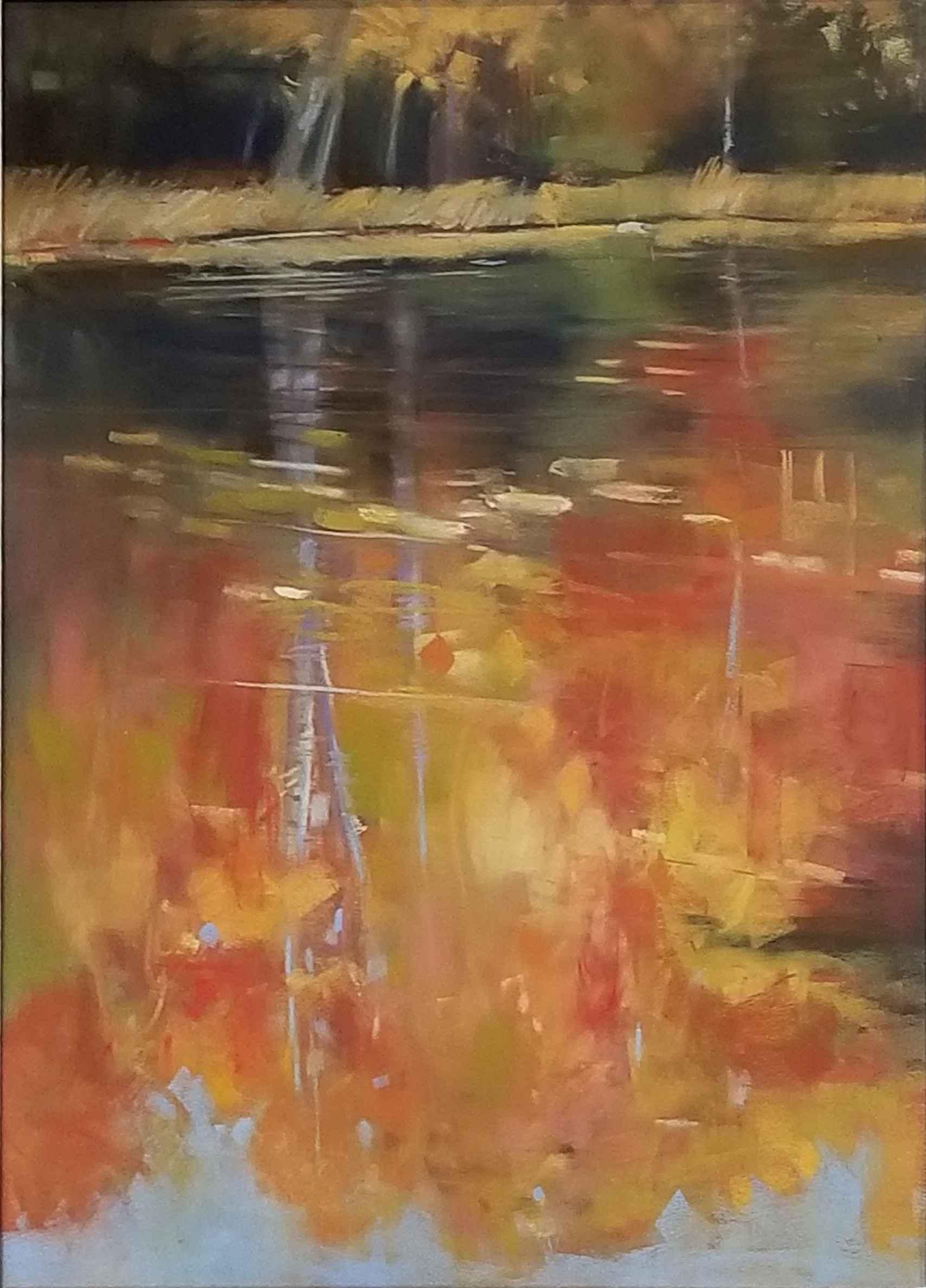 Fall Landscape I by  Carol Rowan - Masterpiece Online