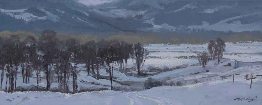 Whisper by  Trey McCarley - Masterpiece Online