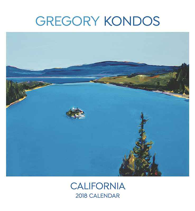 Gregory Kondos Signed...  by Mr. Gregory Kondos