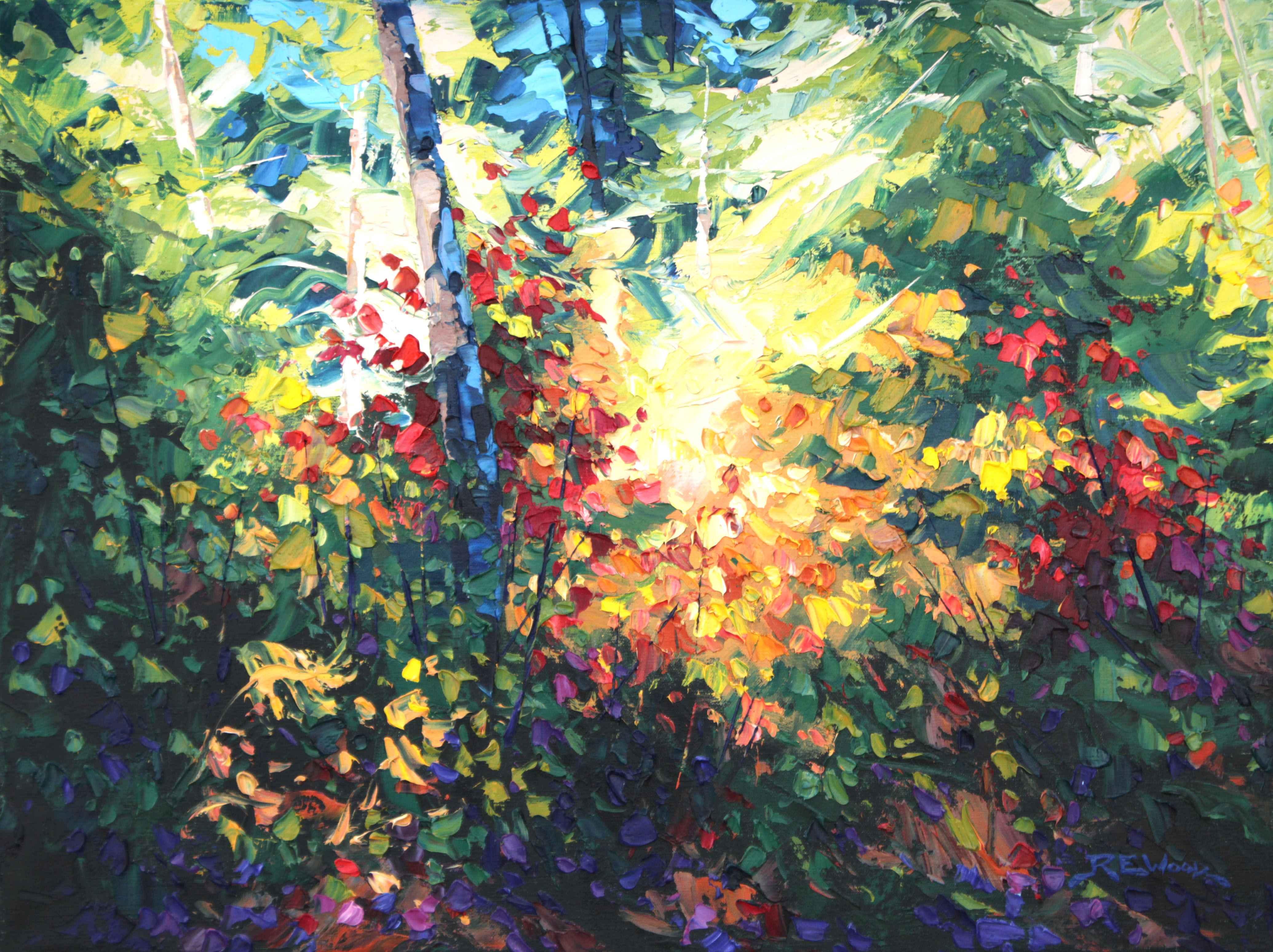 Forest Secrets  by  Robert E. Wood