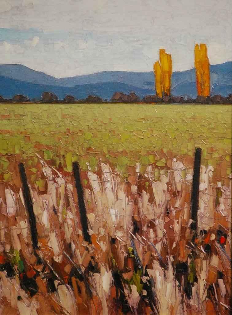 Over Grown Weeds  by  Jeff Pugh