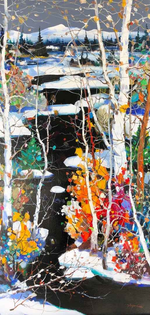 Beauty of Nature by  Tinyan Chan - Masterpiece Online