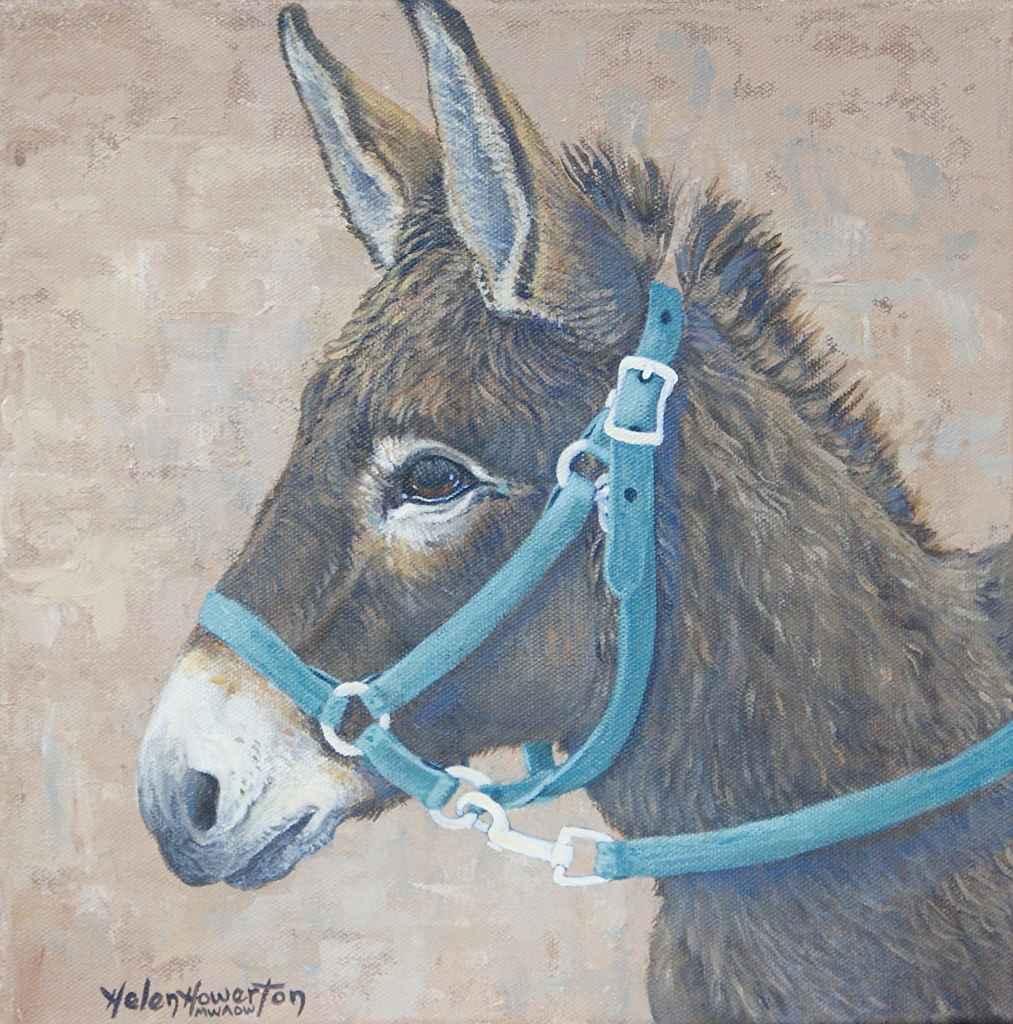 Dontbean by  Helen Howerton - Masterpiece Online
